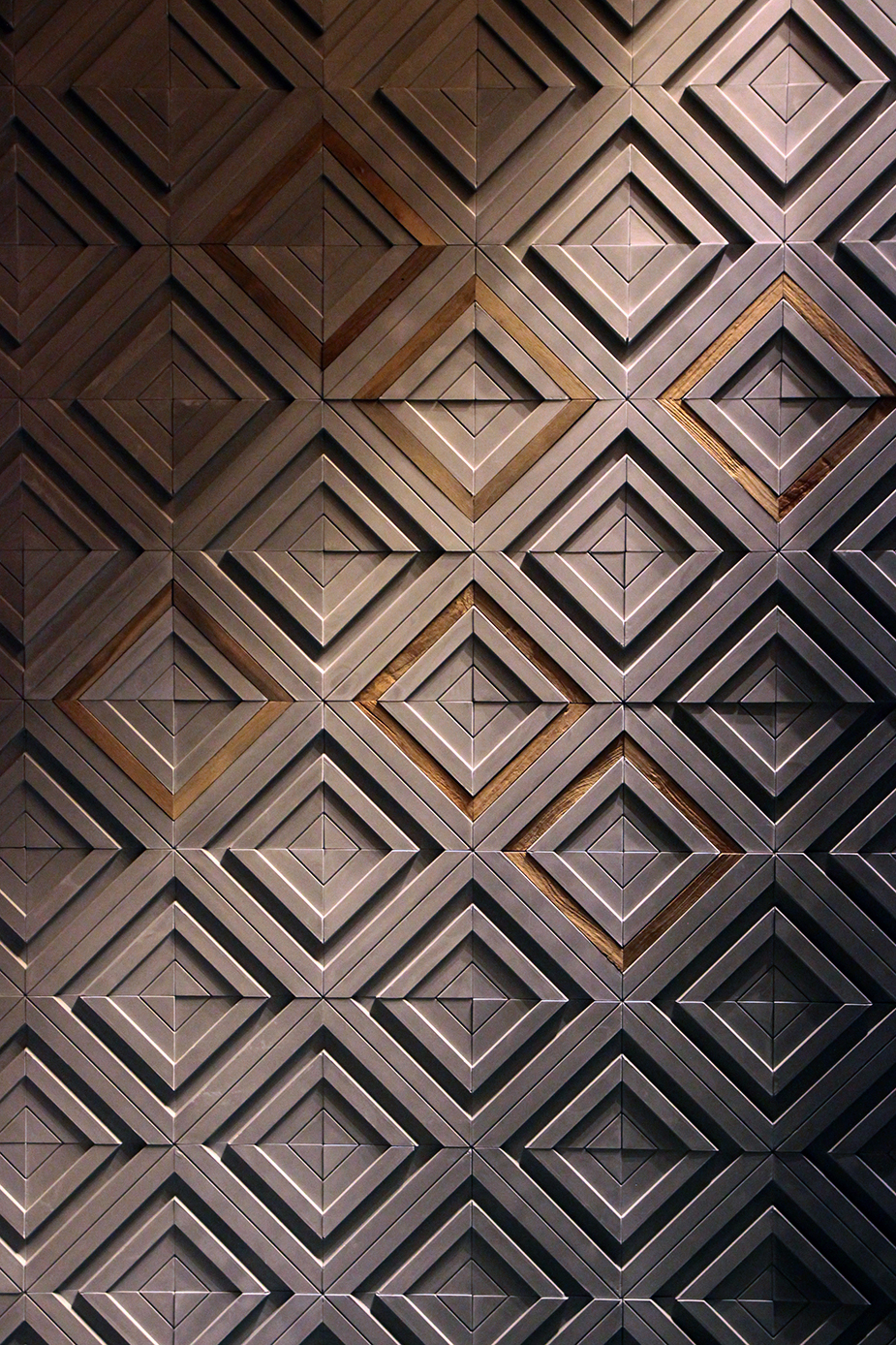 Decorative 3d tile - New function of creativity