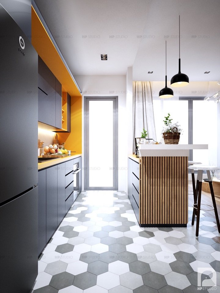 3 standard design styles for townhouses