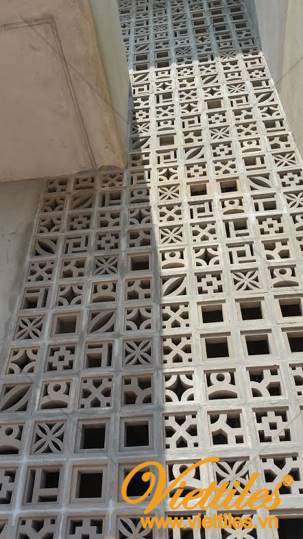 TOP models of decorative breeze cement blocks are the most popular