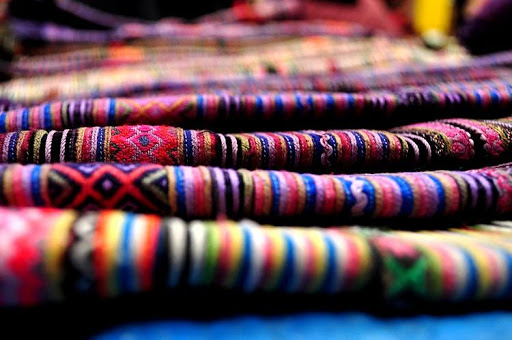 Chau Giang Textile Village - Where silk yarn turns into art