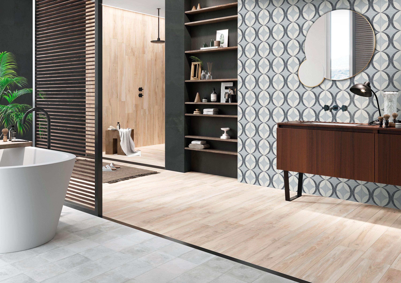 Encaustic terrazzo tile is a premium material in interior design