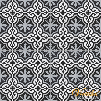 Morrocco Cement Tile Collection