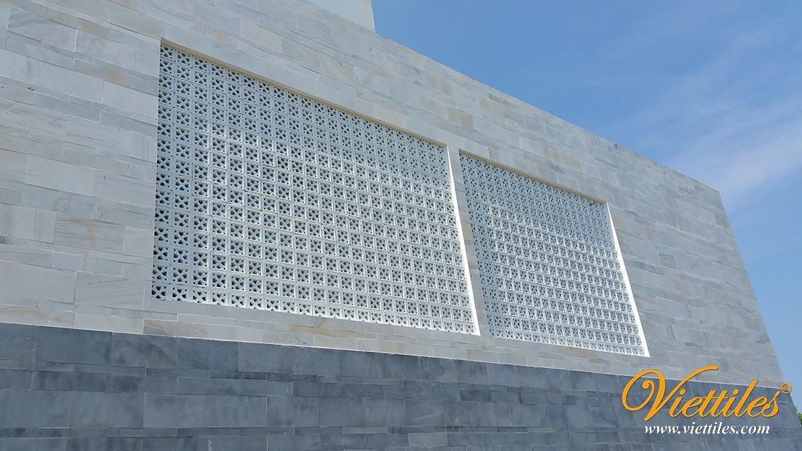 Các mẫu gạch bông gió đẹp tạo điểm nhấn thẩm mỹ cho công trình