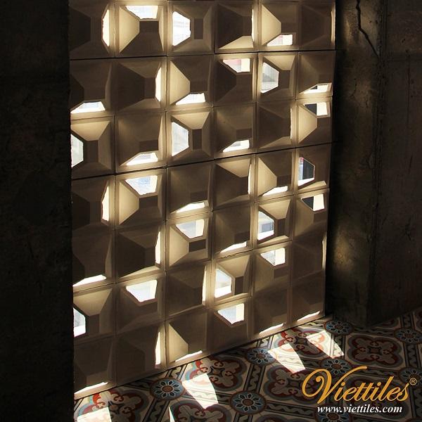 Impressive beauty of Mountain wind cotton tiles 2