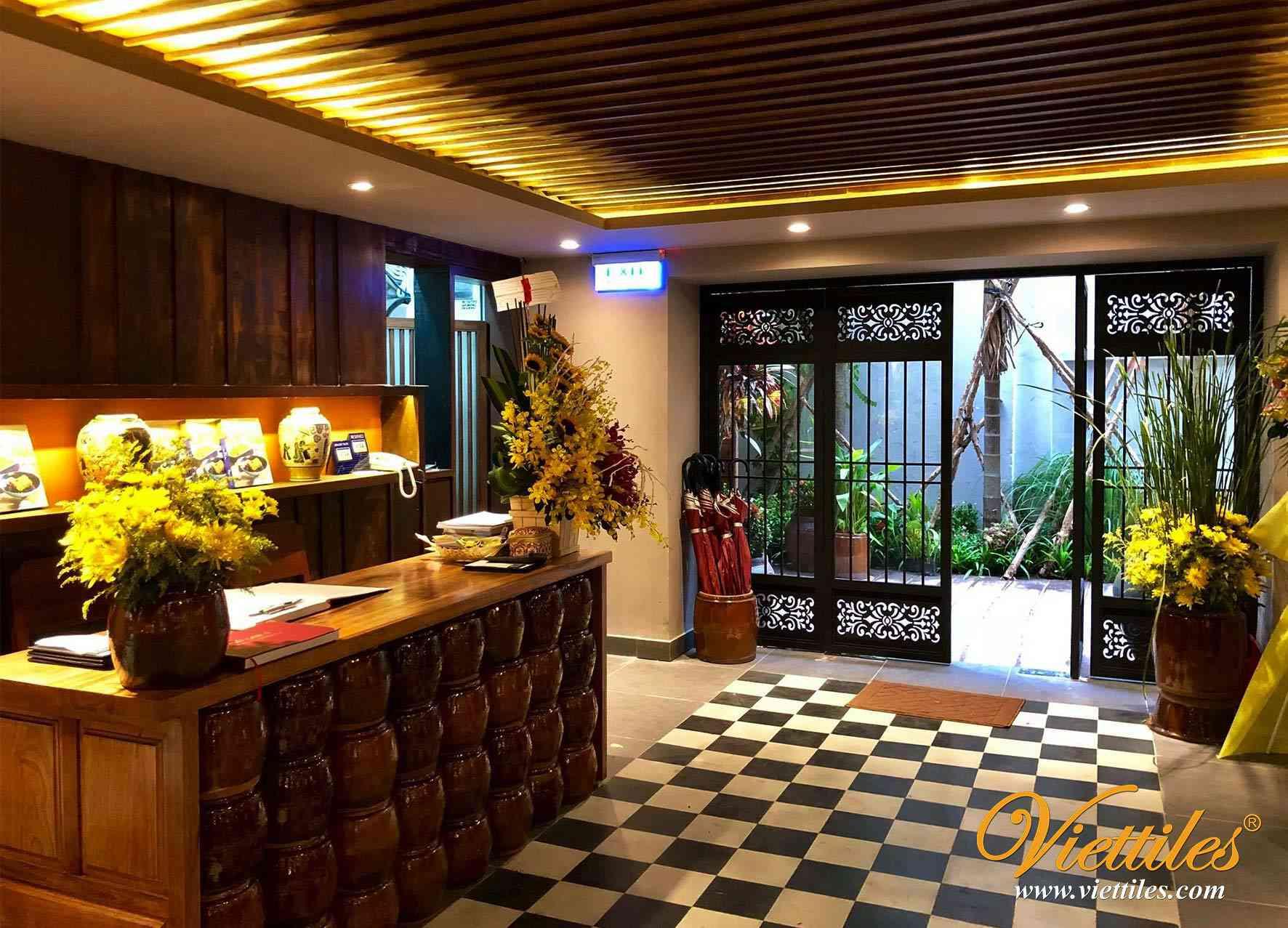 Bep Nha Luc Tinh Restaurant - HCMC, Vietnam