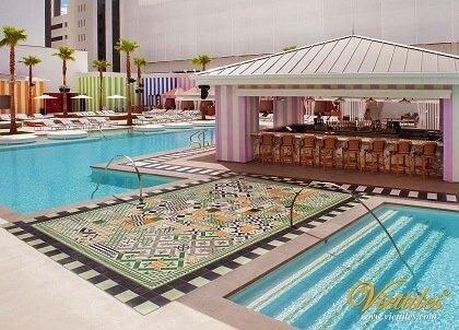 SLS Las Vegas Hotel (USA)