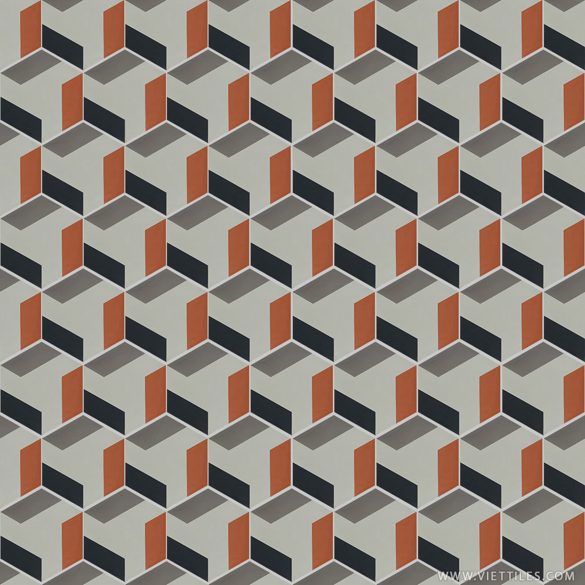 VH23-002 Hexagon Tile