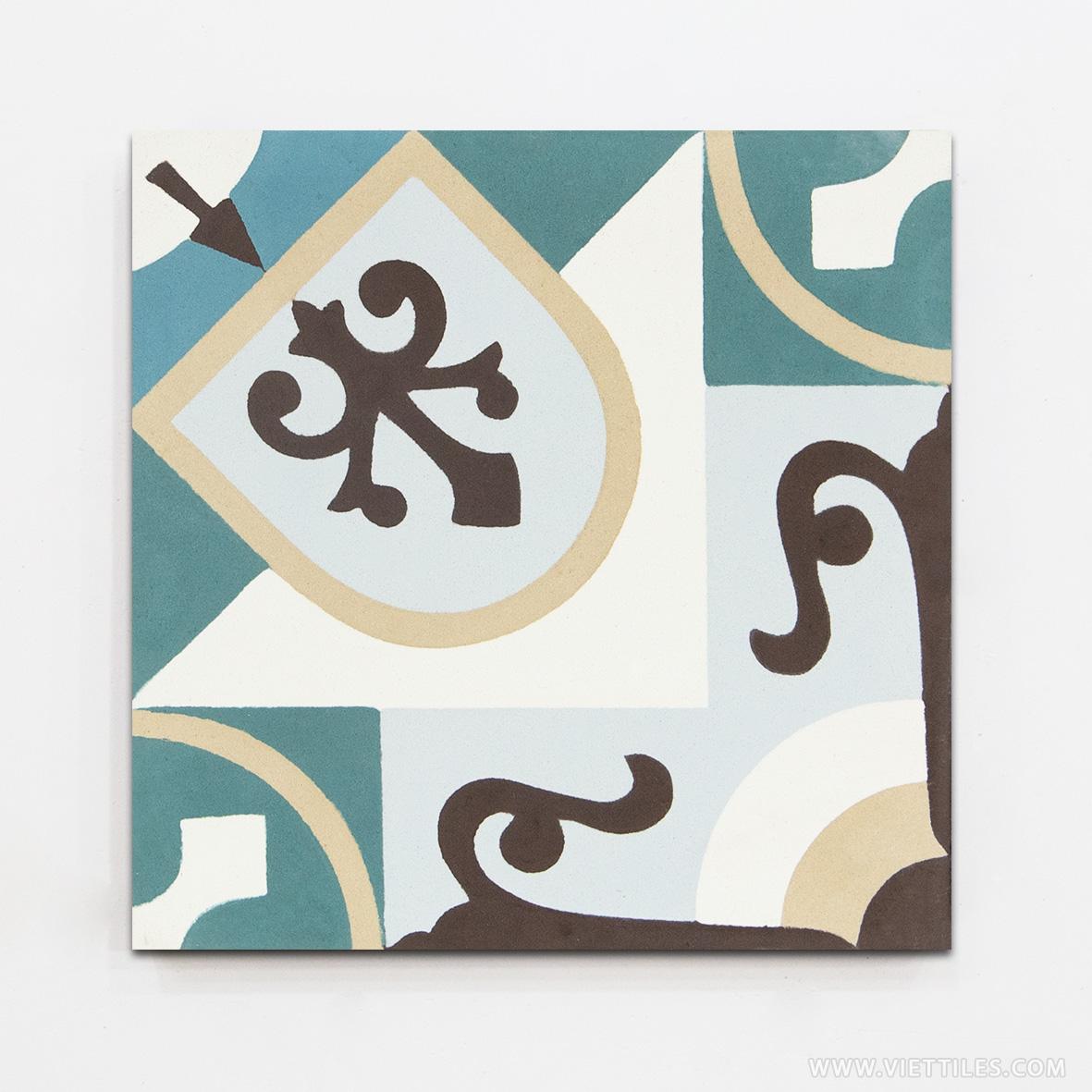 V15-032 Cement Tile