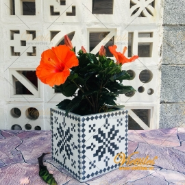 Artistic Flower Pot 01