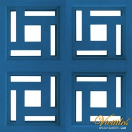 Maze 4 Xanh Biển