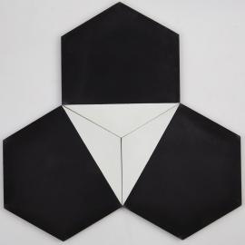 VH23-034-T01 Hexagon tile