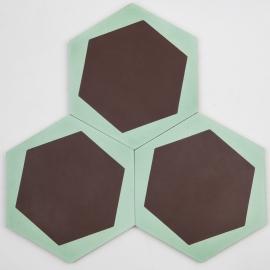 VH23-068-T01 Hexagon tile