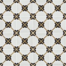 VM-003 Inlay Brass Tile