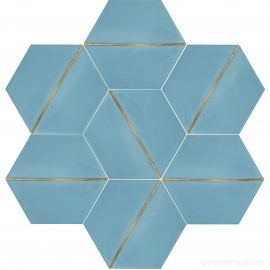 VHM-001 Inlay Brass Tile