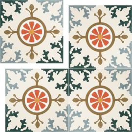 V20-1081-F02 Cement Tile
