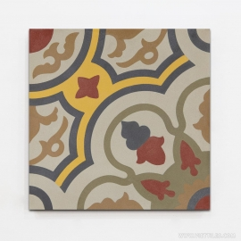 V20-050-F-02 Cement Tile