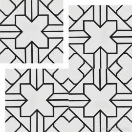 V20-1049-T01 Cement Tile