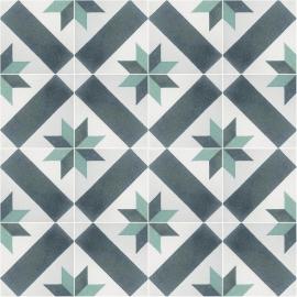 VT20-001-T02 Terrazzo Tile